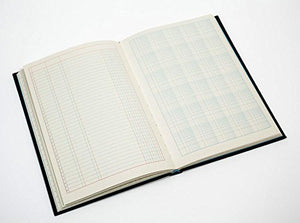 Grids & Guides, Notebook for visual thinkers Blue
