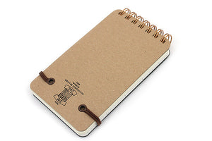 Midori World Meister Cuaderno Cafe obscuro
