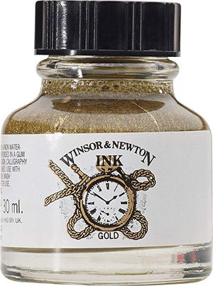 Winsor & Newton Tinta Gold Metallic Bronze