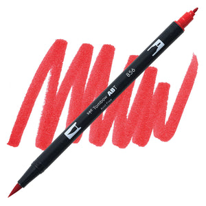 Tombow Dual Brush Chinese Red 856