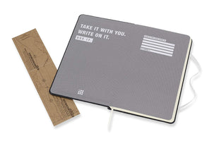 Moleskine Denim Notebook This Is Yours large hardcover