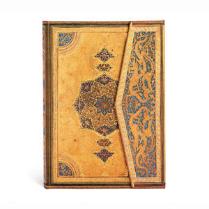 Paperblanks Safavid Midi Wrap