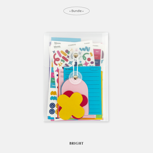 Bloom Stickers Bundle Bright
