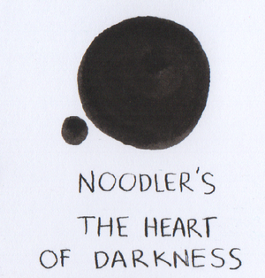 Noodler's The Heart of Darkness