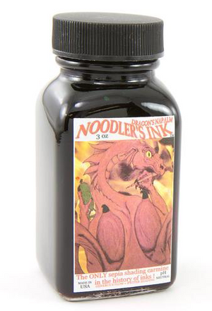 Noodler's Dragon's Napalm 90ml