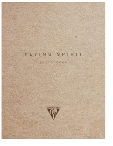Clairefontaine Flyingspirit Sketchbook