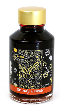 Diamine Brandy Dazzle Shimmering 50ml