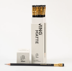 Blackwing Matte Lápiz (12)