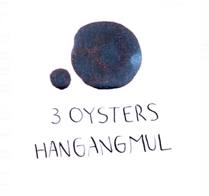 3 Oysters Hangangmul