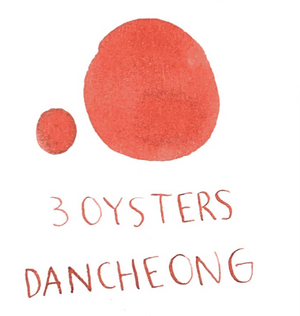3 Oysters Dancheong