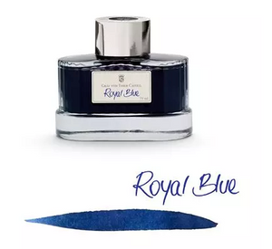 Graf Von Faber-Castell Tintero 75ml Royal blue