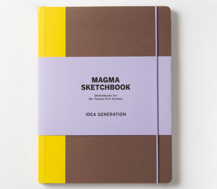 Magma Sketchbook Idea Generation