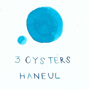 3 Oysters Haneul
