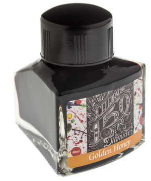 Diamine 150th Anniversary Golden Honey 40ml