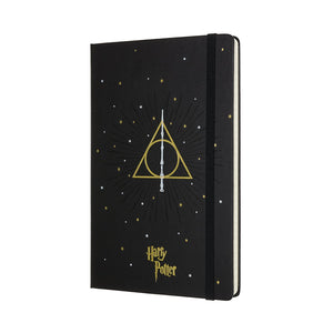 Moleskine Harry Potter  - Deathly Hallows