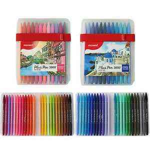 Monami Plus Pen 3000 set 48