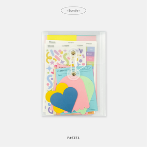 Bloom Stickers Bundle Pastel