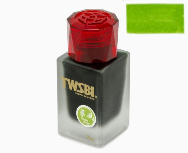 TWSBI Tinta Prairie Green 18ml