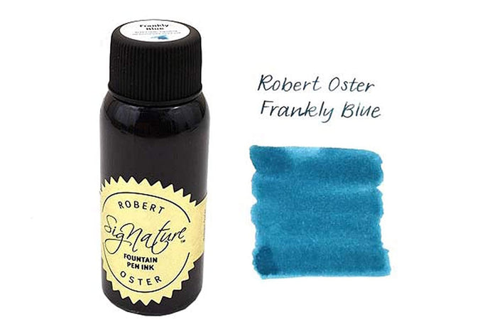 Robert Oster Frankly Blue