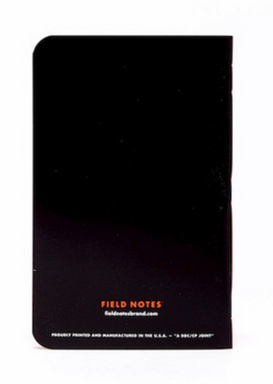 Field Notes Set de Libretas Expedition