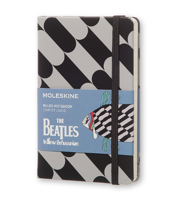 Moleskine The Beatles Edición Limitada