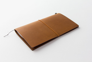 Midori Traveler's Notebook Camello Regular