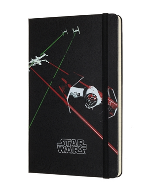 Moleskine Star Wars Tie Fighter
