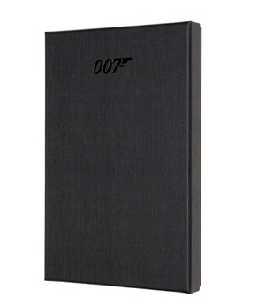 Moleskine James Bond - Box set