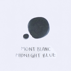 Mont Blanc Midnight Blue