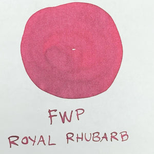 Ferris Wheel Press Royal Rhubarb