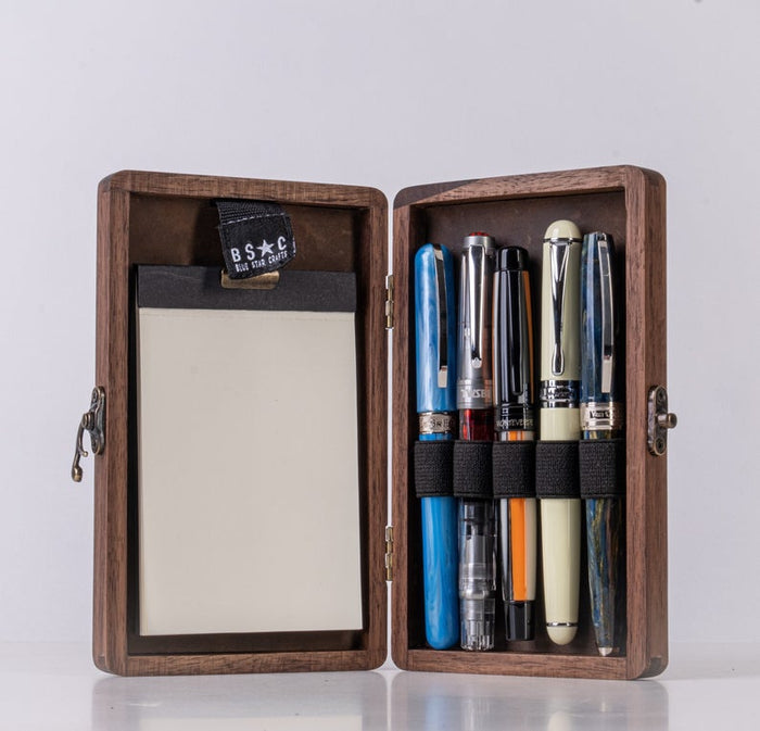 Blue Star Crafts Pen Box