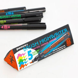 Hightide Brush Highlighter Set
