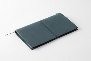 Midori Traveler's Notebook Azul Regular