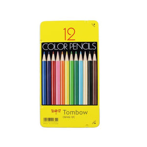 Tombow 12 Colors pencils