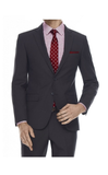 LATROBE SLIM FIT SUIT (CHARCOAL)
