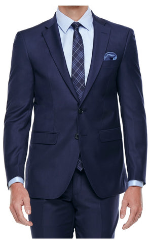 CLINTON SLIM FIT SUIT (NAVY)