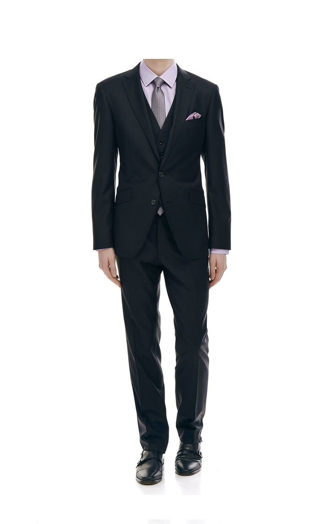 DEVONTE CLASSIC FIT SUIT (BLACK)