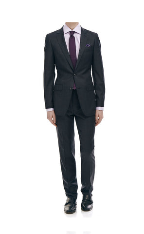 PHARRELL SLIM FIT SUIT (CHARCOAL)