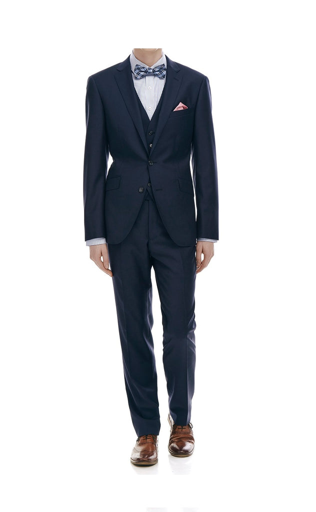 DEVONTE CLASSIC FIT SUIT (NAVY)