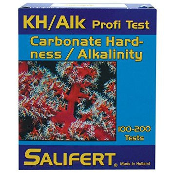 Salifert KH/Alk Profi-Test (Made in Holland) (Rec Retail $22.00)