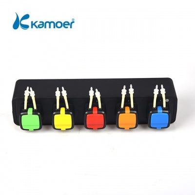 Kamoer X5S 5 Channel Dose Pump WiFi App-Controlled (Rec Retail $515.00)