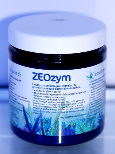 ZEOzym 250ml – Biological metabolism stimulus on enzymatic basis