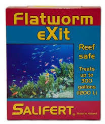 Salifert Flat Worm Exit (Made in Holland) (Rec Retail $25.00)