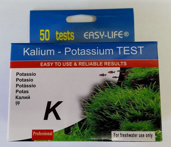 Test Kit Potassium – 50 tests