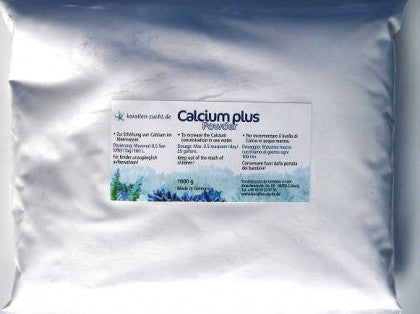 Calcium plus Powder 1kg