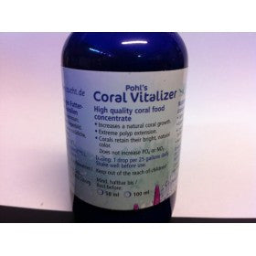 Coral Vitalizer – Coralfood Concentrate 10ml