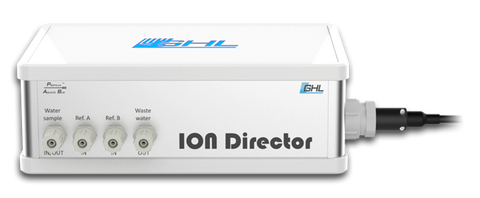 GHL ION Director, white (REC RETAIL $1119.90)