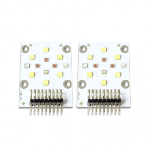 GHL 2 pcs LED-Boards for Mitras LX 70xx (REC RETAIL $155.70)
