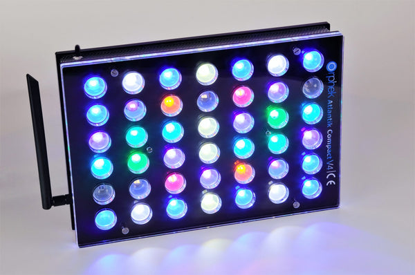 Orphek Atlantik V4 Compact Aquarium LED Lighting (Rec Retail $1415.00)