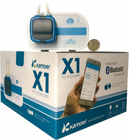 Kamoer Single Doser X1 Bluetooth (Rec Retail $135.50)